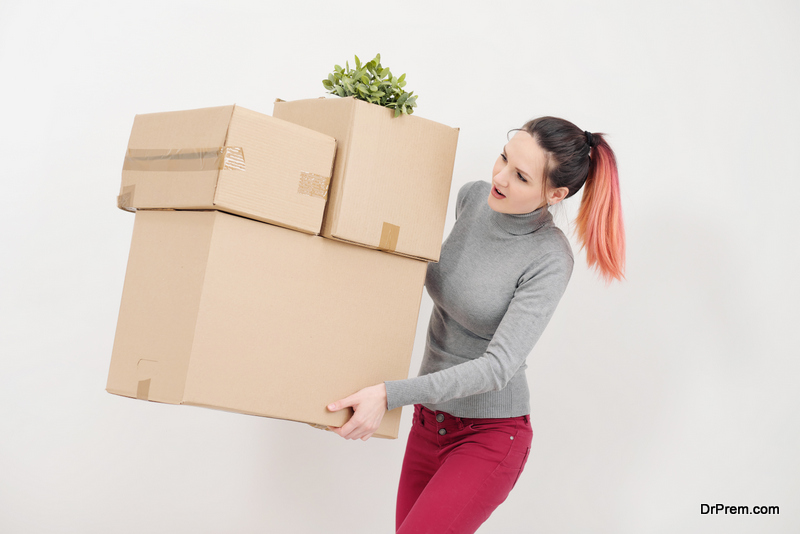 moving to your new house