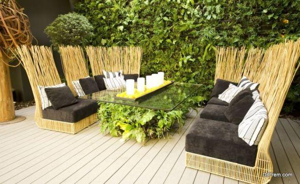 Furnishing Your Backyard Patio