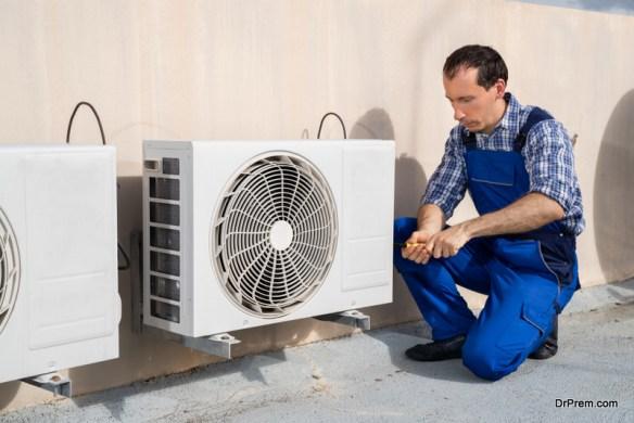 AC servicing