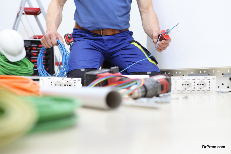 Commercialized Based Electrician