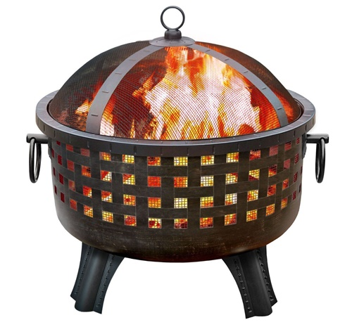Landmann 26360 Garden Lights Savannah Fire Pit