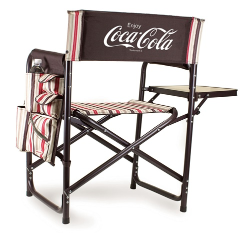 Coca-Cola Sports Moka Folding Camp Chair