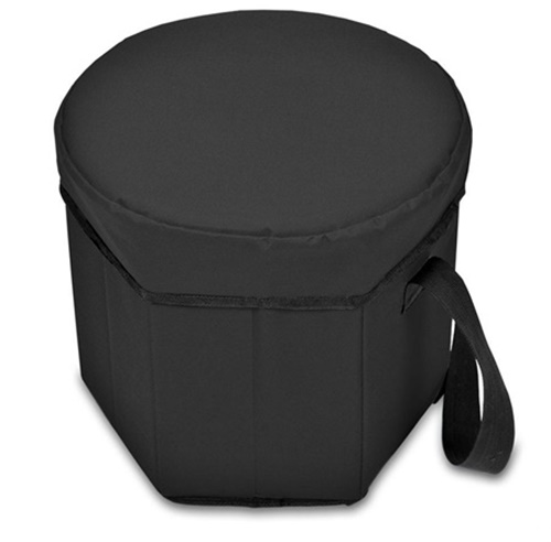 Bongo Collapsible Insulated Cooler Black