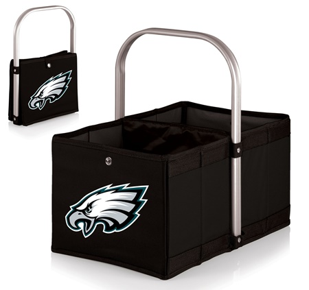 Picnic Time Philadelphia Eagles Urban Basket Black