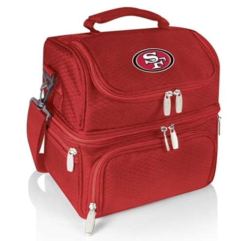 San Francisco 49ers Pranzo Insulated Lunch Bag