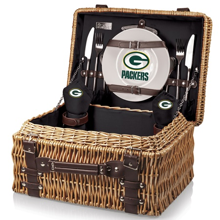 DGreen Bay Packers Champion Picnic Basket