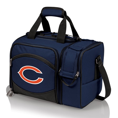 Chicago Bears Malibu Picnic Cooler Tote