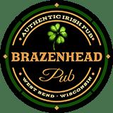 brazenhead pub, west bend