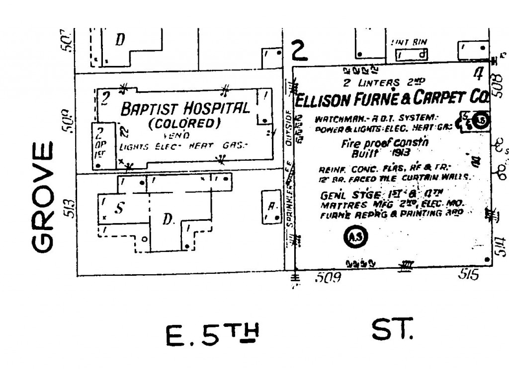 Of Maps and Mysteries (Part 2): Ethel Ransom Memorial