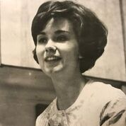 JoDee Herschend at Silver Dollar City in the early 1960s.