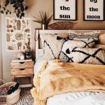 Channelize The Bohemian Decor In The Bedroom 44