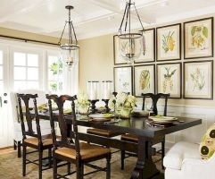 Enhance Dinning Room With Farmhouse Table 93