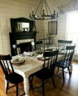 Enhance Dinning Room With Farmhouse Table 103
