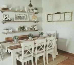Enhance Dinning Room With Farmhouse Table 139