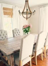 Enhance Dinning Room With Farmhouse Table 187