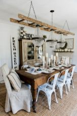 Enhance Dinning Room With Farmhouse Table 64