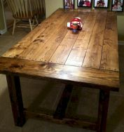 Enhance Dinning Room With Farmhouse Table 71