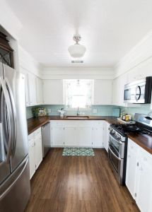 Small Kitchen Plan and Design for Small Room 41