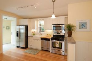 Small Kitchen Plan and Design for Small Room 85