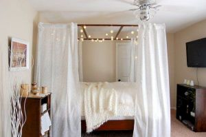 Bedroom Decoration ideas for Romantic Moment 103