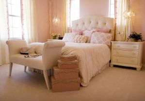 Bedroom Decoration ideas for Romantic Moment 113