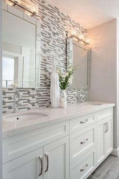 Extraordinary White Bathroom Ideas 79