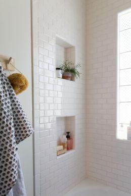 Extraordinary White Bathroom Ideas 87