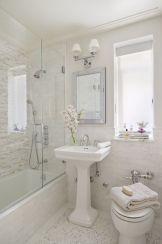 Extraordinary White Bathroom Ideas 142