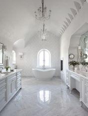 Extraordinary White Bathroom Ideas 160