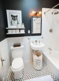 Extraordinary White Bathroom Ideas 174