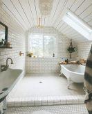 Extraordinary White Bathroom Ideas 191
