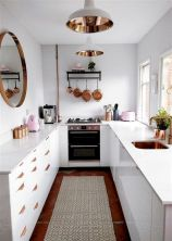 Small Kitchen Ideas For Your Appartement 21
