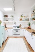 Small Kitchen Ideas For Your Appartement 53