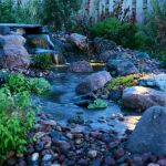 Enjoy the Peace and Serenity with Backyard Pond Decor 23