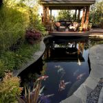 Enjoy the Peace and Serenity with Backyard Pond Decor 32