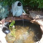 Enjoy the Peace and Serenity with Backyard Pond Decor 46