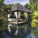 Enjoy the Peace and Serenity with Backyard Pond Decor 54