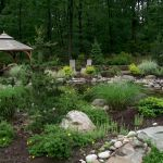Enjoy the Peace and Serenity with Backyard Pond Decor 68