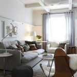 Modern Living Room Ideas With Grey Coloring 29