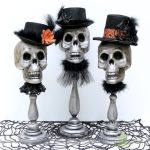 Amazing Spooky Halloween Decorations For One Ghostly Atmosphere 48