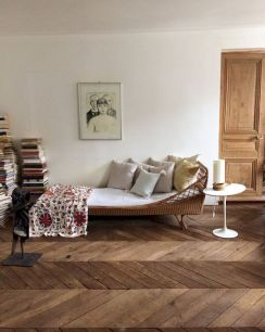 100++ Rattan Furniture to Make Your Classy Room 34