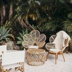 100++ Rattan Furniture to Make Your Classy Room 114