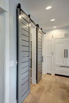 Creative Sliding Door For Any Homeowners 133
