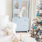 Excellent Christmas Craft Ideas for Your Living Room 70