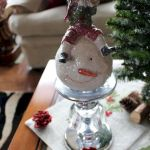 Excellent Christmas Craft Ideas for Your Living Room 13