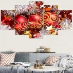 Excellent Christmas Craft Ideas for Your Living Room 18