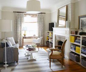 Minimalist Living Room Decor For Apartment 36