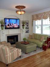 Minimalist Living Room Decor For Apartment 40