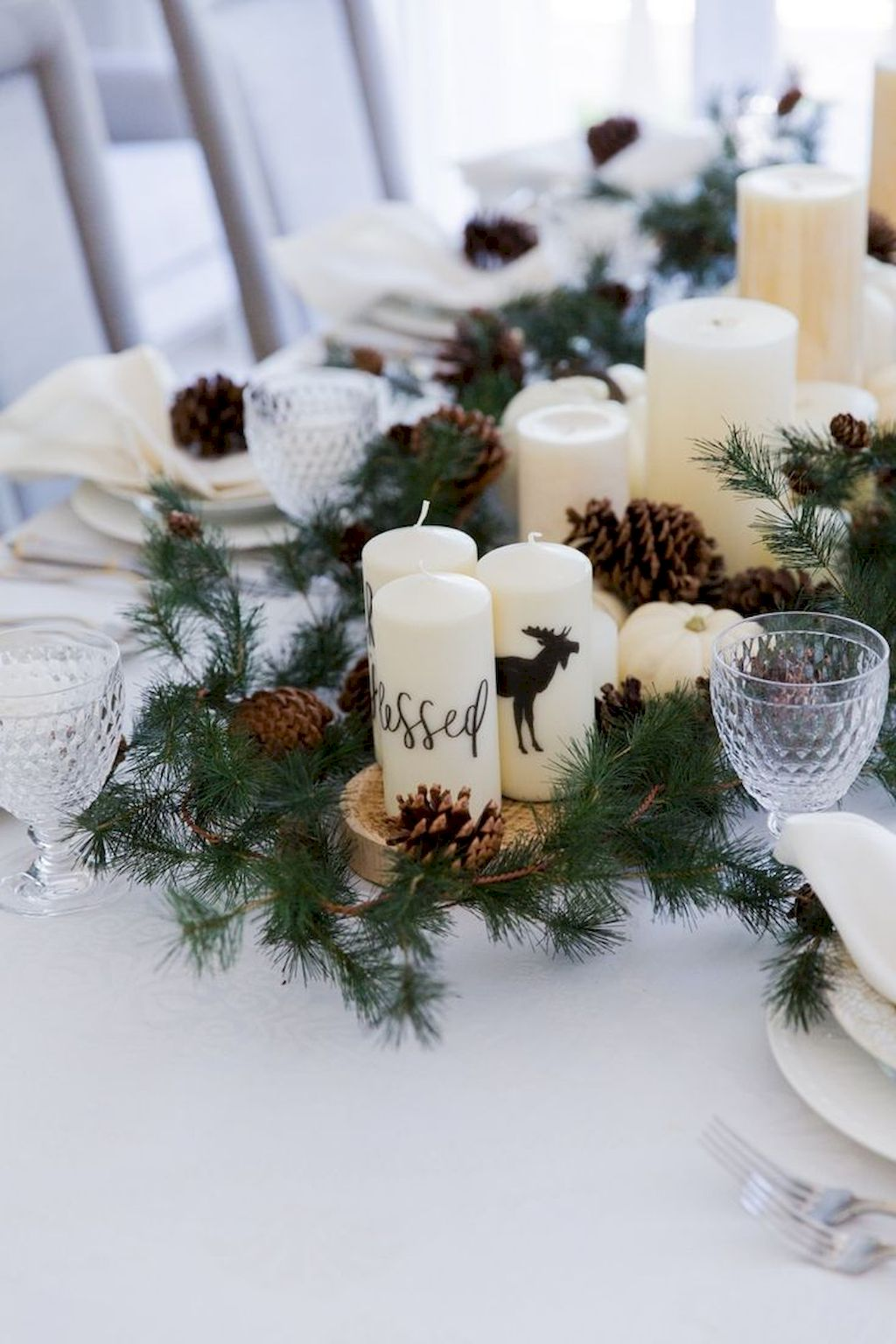 Attractive Thanksgiving Candle Displays Ideas And Placements