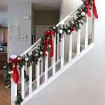 Brilliant Christmas Garland Decorating Ideas 208
